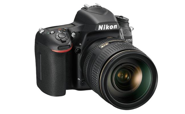 Desain Nikon D750