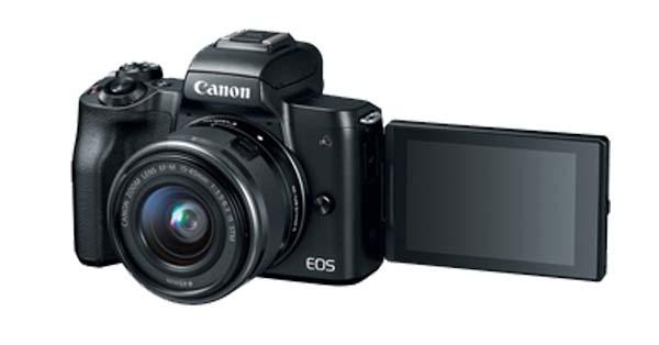 Kamera Canon Mirrorless M50