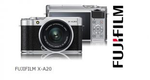 Spesifikasi Fujifilm XA20