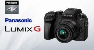 Lumix G7 Spesifikasi