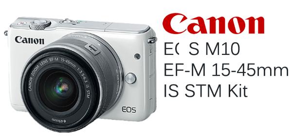 Review kamera Canon EOS M10
