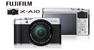 Spesifikasi Fujifilm XA10