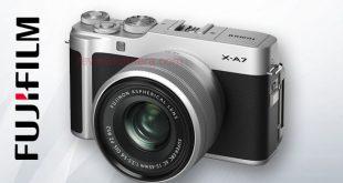 Spesifikasi Fujifilm XA7