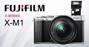 Fujifilm XM1 Spesifikasi