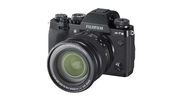 Desain Bodi Fujifilm XT3