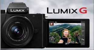 Lumix G100 Spesifikasi