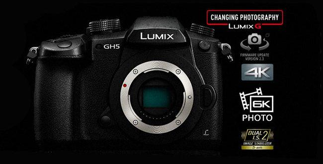 Harga Lumix GH5