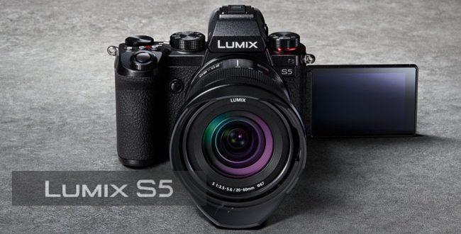 Lumix S5 Spesifikasi