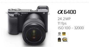 Spesifikasi Kamera Sony a6400