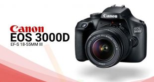 Harga Kamera Canon 3000D Baru