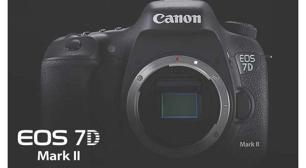 Kamera Canon 7D Mark II