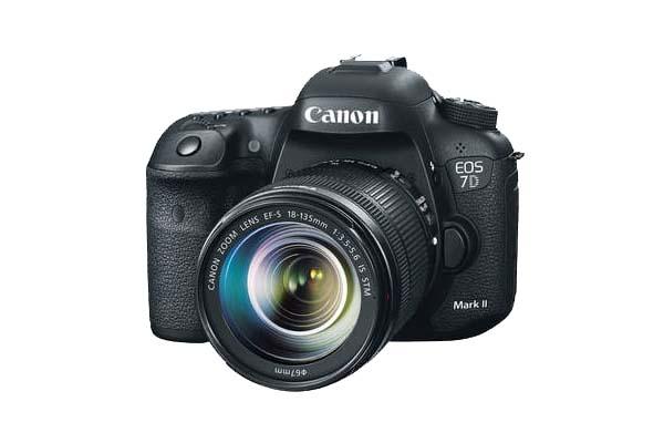 Bodi Canon 7D Mark II