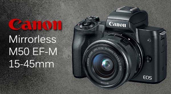 Harga Kamera Canon Mirrorless M50
