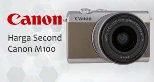 Harga Second Kamera Canon M100